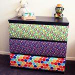 Патч-декор старой мебели: как с помощью куска ткани создать дизайнерский предмет интерьера