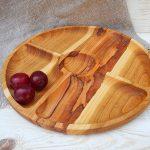 Как легко выточить блюдо из деревянной доски