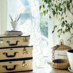 5 идей самодельной мебели для хранения вещей из старых чемоданов