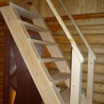 Как из деревянных досок смастерить ступени для лестницы