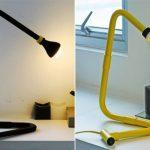 Как сделать гибкий кронштейн под лампу из того что под рукой