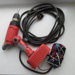 Как переделать аккумуляторный шуруповерт на сетевой