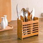 Деревянная подставка под кухонные поварешки своими руками