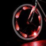 Как самостоятельно сделать подсветку на велосипед, с которой не страшно кататься в сумерках