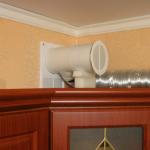 Как смастерить приточную вентиляцию воздуха в квартире своими руками