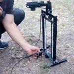 Как сделать электрическую ловушку от кротов за сущие копейки