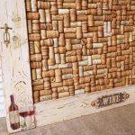 5 красивых идей для декора дома с помощью обычных винных пробок