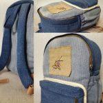 Как преобразить завалявшиеся в шкафу джинсы в практичный рюкзак
