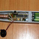 Самодельный металлоискатель из пульта дистанционного управления
