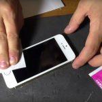 Как самостоятельно наклеить защитное стекло на телефон