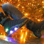 Как своими руками сделать светодиодную подсветку на кроссовках