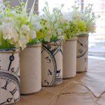 5 идей горшков для цветов из подручных материалов