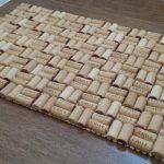 3 варианта коврика в ванную из подручных материалов