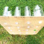 Простейший способ сделать кондиционер из пластиковых бутылок