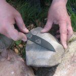 Чем наточить нож, если под рукой нет специального приспособления