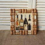 5 интересных идей использования пробок от вина