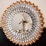 Креативное использование одноразовой посуды для оформления интерьера