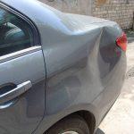 Быстрое устранение небольшой вмятины на автомобиле своими руками
