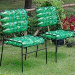 Как превратить пластиковые отходы в стильную мебель для дачи