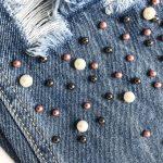 5 вариантов креативного украшения старых джинс