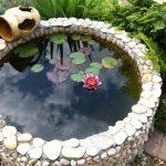 Как сделать декоративный пруд на даче своими руками
