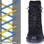 5 способов завязать шнурки так, чтобы они не развязались в неподходящий момент