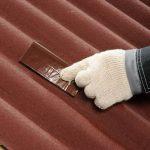 3 способа заделать трещину в шифере на крыше