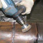 3 способа быстро очистить металл от ржавчины