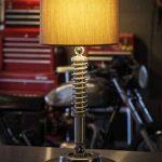 5 необычных вещей для украшения интерьера из использованных автозапчастей