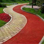 3 красивые садовые дорожки, которые можно сделать своими руками