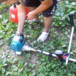 Как переделать бензокосу в надежный культиватор для садового участка