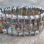 5 стильных браслетов, на изготовление которых потребуется не более 15 минут
