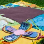 Как сделать развивающий коврик для малыша своими руками и не тратиться на покупку нового