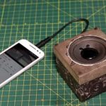 Самодельный портативный динамик для мобильного телефона