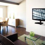 3 способа повесить телевизор на стену без заводских креплений