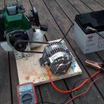 Как сделать простой генератор, чтобы получать электричество
