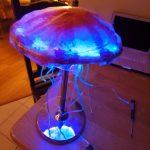 Самодельный креативный led светильник