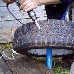 Как нарезать протектор на старой шине