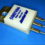 Как сделать транзистор больших размеров