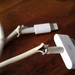 Быстрый и простой способ починить порванный провод зарядки смартфона
