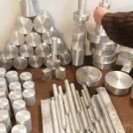 Как сделать слиток из алюминиевых банок