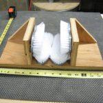 Самодельная чистилка для обуви, для легкой и быстрой очистки