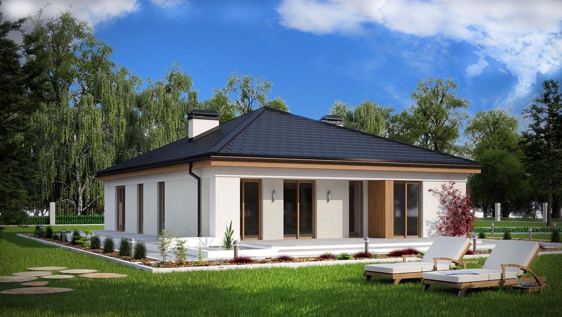 Какой дом предпочесть — одноэтажный или двухэтажный