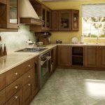 Кухня из дуба: особенности, для каких стилей подойдет
