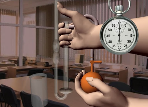 Определение вязкости жидкости вискозиметром