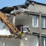 Основные этапы демонтажа зданий