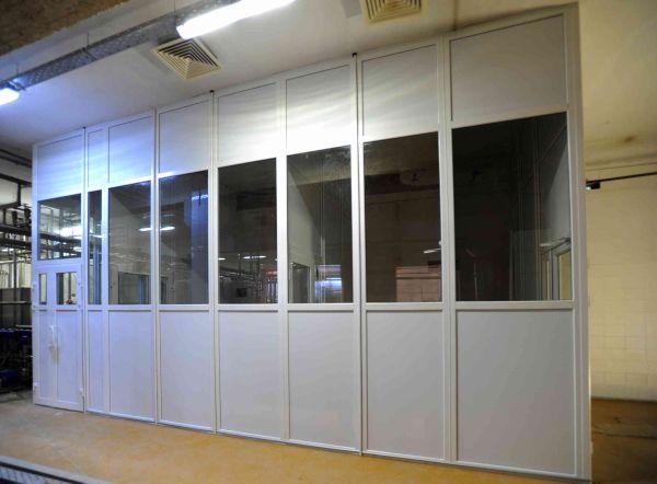 Офисные перегородки и входные двери ПВХ. Преимущества выбора