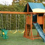 5 советов по выбору детского игрового комплекса для дома и дачи