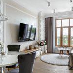 Несколько вариантов красивых и комфортных квартир в Сочи