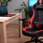 Игровое кресло: на какие моменты и характеристики обращать внимание